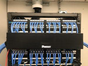 Cat 5, cat 6 & Fiber cabling contactor independent installers